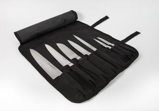 knife rolls, I.O.Shen Knives, Chef Knives, Cooks Knives, professional knives, knife sets